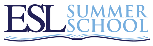 Sierra School ESL Summer Program
